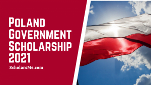 Read more about the article পোল্যান্ড উচ্চশিক্ষা। Poland Government Scholarships 2021 | Fully Funded