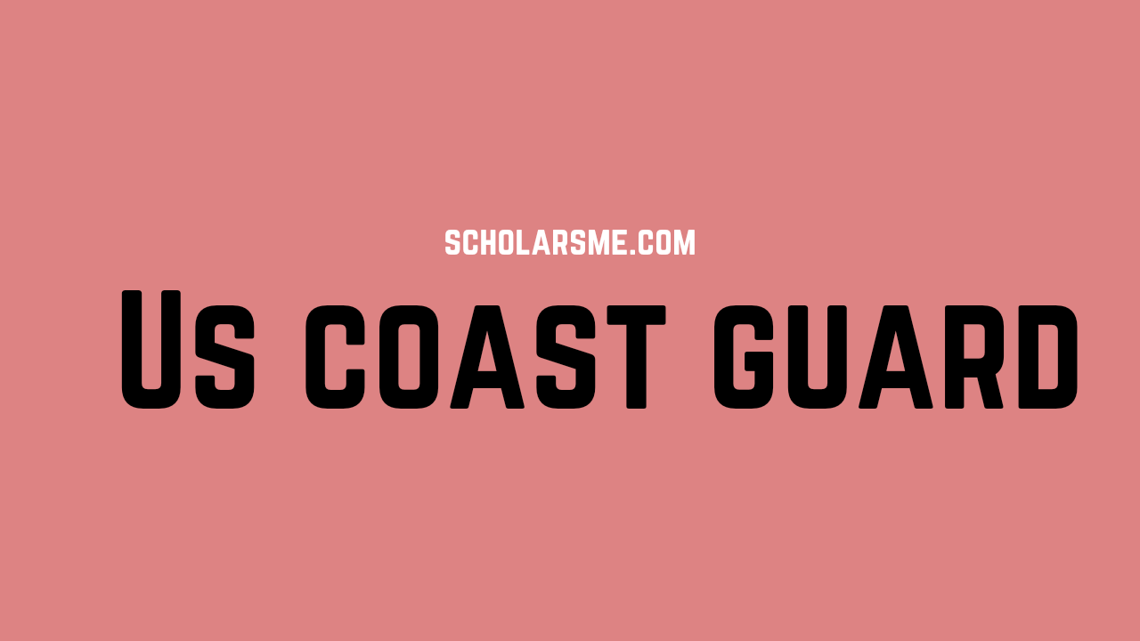Read more about the article US Coast Guard