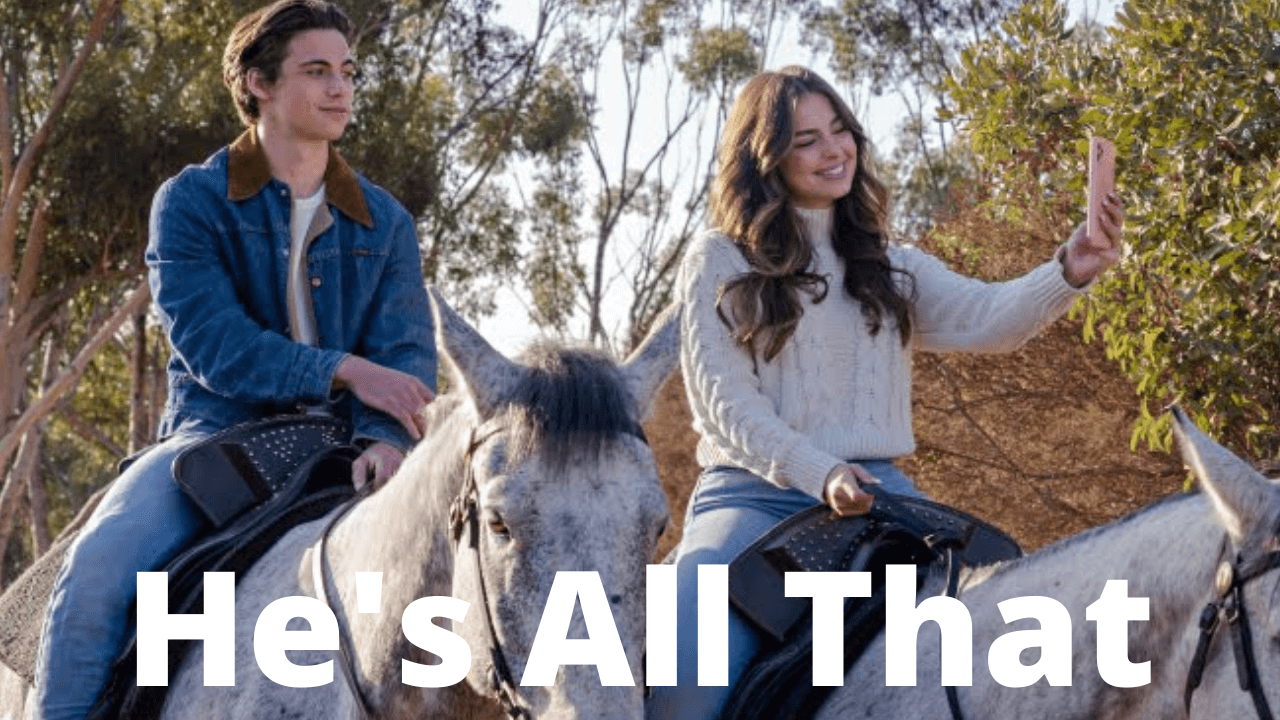 Read more about the article He's All That: Addison Rae Movie Review