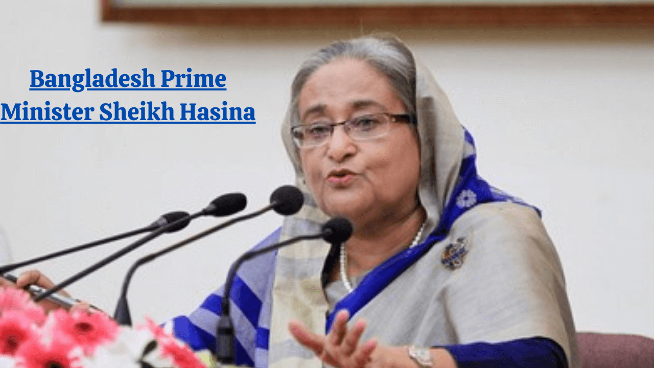 Read more about the article Bangladesh Prime Minister Sheikh Hasina Biography