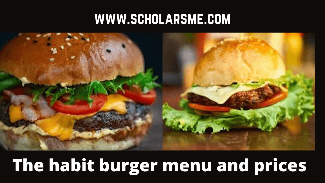 Read more about the article The Habit Burger Menu and Prices