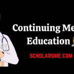 Continuing Medical Education | CME