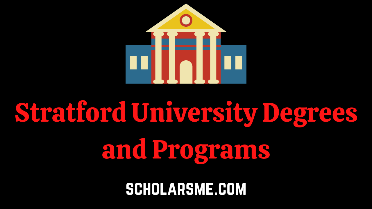 Read more about the article Stratford University Degrees and Programs